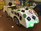 Lighting it up with the Littlebits Challenge