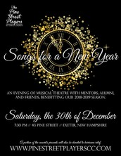 """Songs for a New Year"" Annual PSP Benefit Concert"