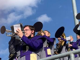 Denton HS Band