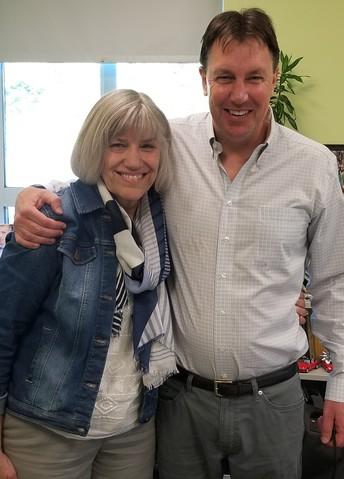 Featured Teacher- Joan Veznaian at Wood Hill Middle School