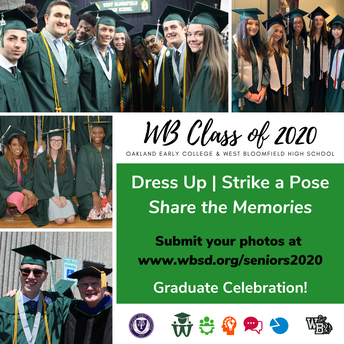 WBHS Graduation - Class of 2020 - August 3
