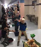 Kindergarten Critter Parade!