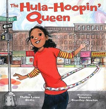 K-5 Book Choice: The Hula- Hoopin' Queen