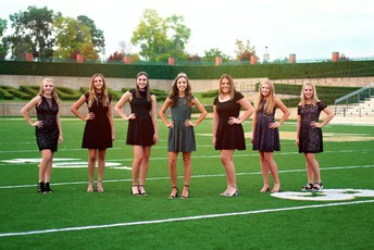 AHS Homecoming Court