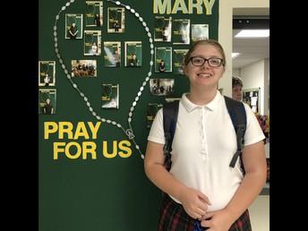 Claire - 6th Grade
