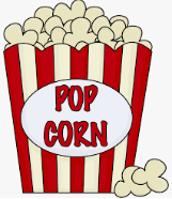 Popcorn Sales!