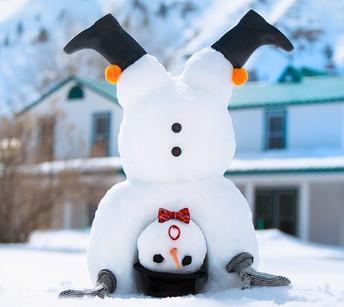 Snowman Day!