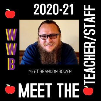 Mr. Brandon Bowen