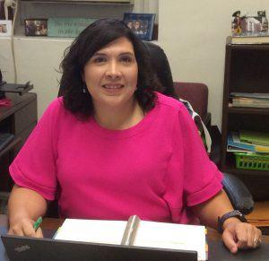 SPOTLIGHT ON CAROLINE SANCHEZ:  ASSISTANT PRINCIPAL