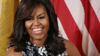 Monday Guest Reader Michelle Obama