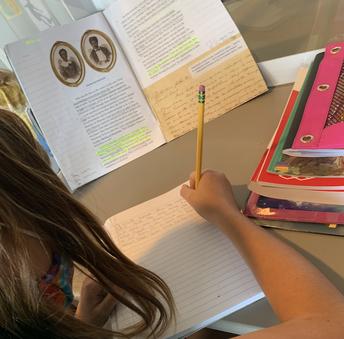 5th Grade Literature Analysis