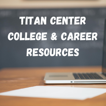 Titan Center is here for you!