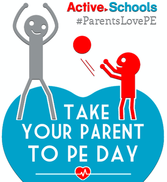 Bring a Parent to P.E. Details: