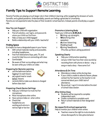 Tips for Remote Learning (1)