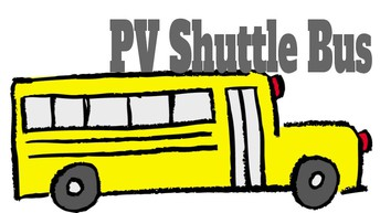 For Shuttle Bus Riders & Families...