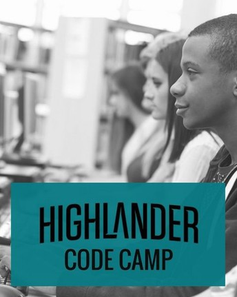 Summer 2018 Highlander Code Camp