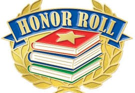 FIRST TERM HONOR ROLL