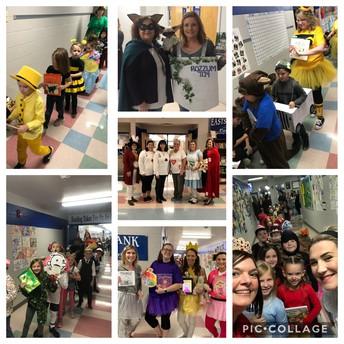 Book Character Parade!