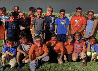 Mrs. Bakh/Lee's Class is ready to run!