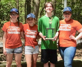 Envirothon Takes First Place!
