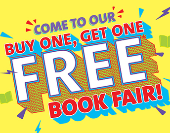 Picture of Buy One, Get one Free Bookfair