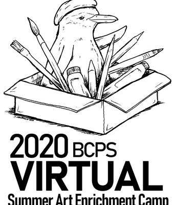 Registration open for BCPS Virtual Summer Art Enrichment Camp