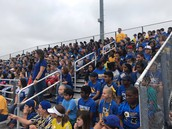 SMS Blue & Gold!