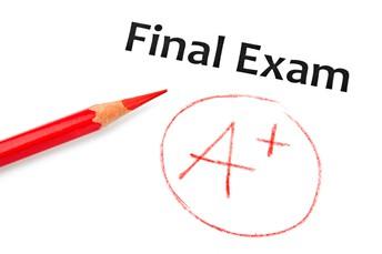 First Semester Finals Information