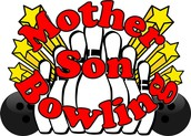 Mother Son Bowling Night