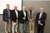Retiring Superintendents Recognized