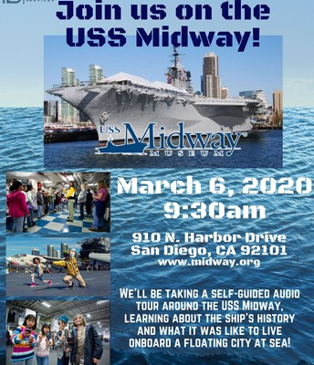 USS Midway Self-Guided Audio Tour