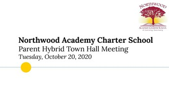 Parent Hybrid Town Hall Meeting