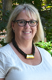 Distinguished Service Award Presented to Marci Conlin