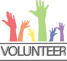 Do you want to volunteer?