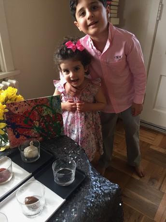 The Mohebi Family On Celebrating Norooz