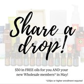 Earn Free Oils for yourself and your friends