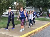 PE Coaches leading 5th Grade