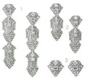 Casablanca Earrings Was $64 Now $43.21