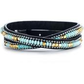 Sierra Double Wrap Bracelet