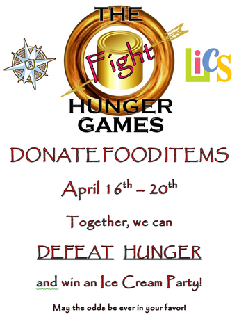 Help RCE Fight the Hunger Games