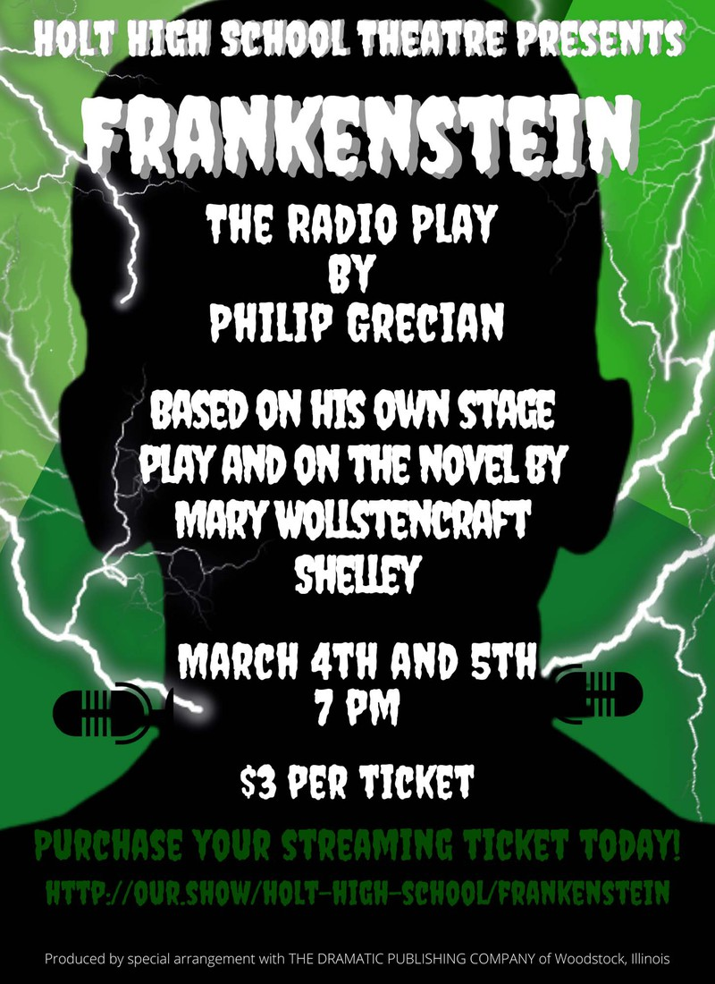 Frankenstein - A Radio Play