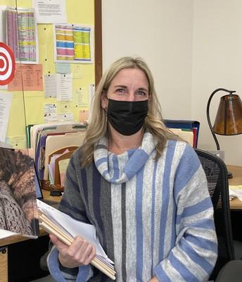 Ms. Weigelt