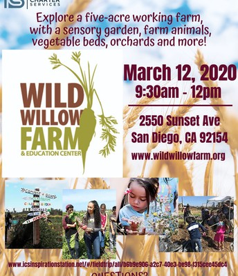 Wild Willow Farm & Educational Tour
