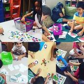 Kinder. Math Centers