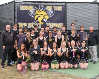 Wildcat Tennis!