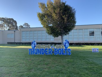 Welcome Back Thunderbolts!
