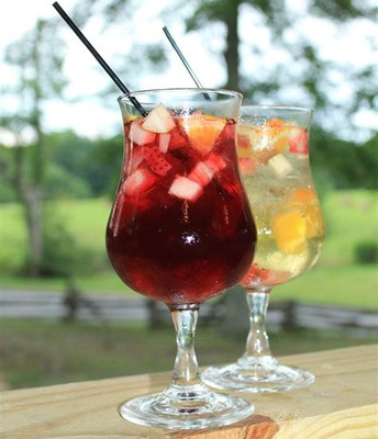 Red and White Sangria