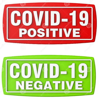 Report Covid Positive Testing //Reporte Examenes Positivos de Covid