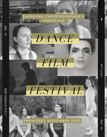 Virtual Dance Film Festival Nov. 23