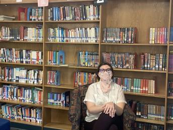 Ms. Jamie - Library Clerk